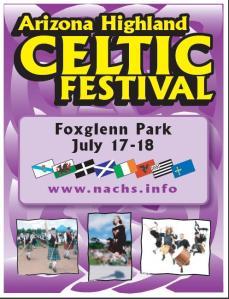 NACHS Festival Flyer
