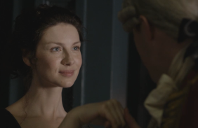 Claire and General Thomas