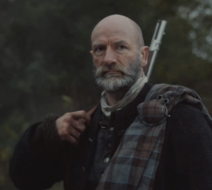 Frustrated and angry, Dougal is ready to do damage