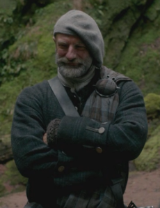 """The idea of grinding your corn does tickle me"" Dougal"